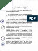 Directiva que regula el funcionamiento del Registro Nacional de Sanciones contra Servidores Civiles
