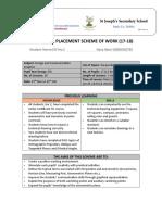 5th yr  dcg scheme