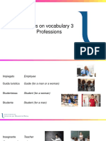 Focus on Vocabulary 3