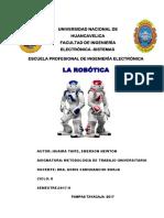 Monografia de Robotica