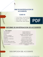 Seguridad Accidente