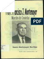Ramiro j Montemayor Cronista