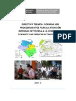 Red Directiva de Guardias Comunitarias