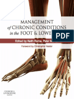 Management of Chronic Conditions in the Foot and Lower Leg, 1e. (2015)