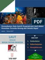 PJ Untuk Terumbu Karang Dan Deteksi Kapal