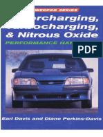 Aupercharging Turbocharging and Nitrous Oxide Perfomance - Earl Davis