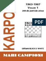 Chess 1994 Karpov BW Vol.1 R