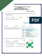 Class 6 Maths