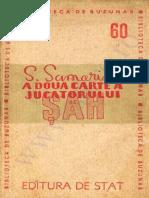 Samarian  Carte 1