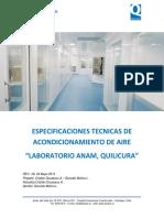 ANAM Especificaciones Tecnicas Rev-06 29 05 13