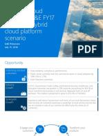Consistent Hybrid Cloud Platform_Solution Pitch Deck