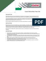 Molub-Alloy Gear Oils _USA, English