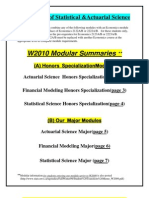 W2010 Modules