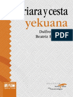 Curiara y Cesta Yekuana