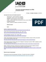 Processo de Aprovacao de Cursos de Especializacao Na Ufba 23-05-2015 4v 0