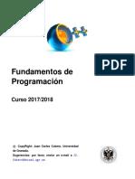 Fp 2017 Temas i II III IV