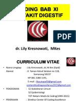 Materi Koding Bab Xi Digestif