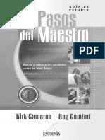 Los Pasos del Maestro (Guía de Estudio) - Ray Comfort.pdf