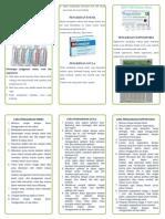 Leaflet Penggunaan Enema