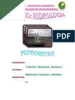 123 hidro - informe