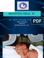 Hepatitis Viral B Curso Epidemiologia.ppt