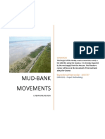 Analysis of Mud-bank Movements Along the Guianas