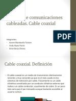 Comunicaciones Grupo 8