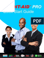 Credit-Aid PRO Quick Start Guide
