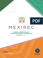 MEXIREC Programme