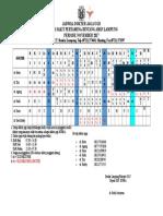 Jadwal IGD November 2017-1