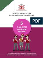 Cartilla Educativa de La Formacion Ciudadana