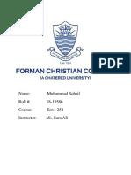 ENV. 252 Assignment#1.docx