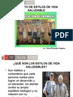 PPT ESTILOS SALUDABLES