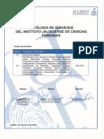 C-D001 Cátalogo de Servicios Del IJCF.V02