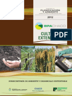 BPA Cultivos extensivos CHACO
