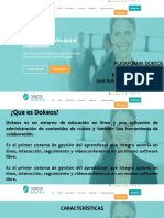 presentacion Dokeos
