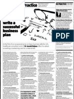 How to Write a Succesful Business Plan