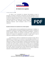El Cluster de la Logística .doc