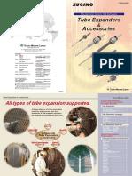 Tube Expanders Catalog