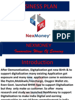 NEXMONEY PPT