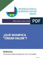 Introduccion Al Business Canvas Model