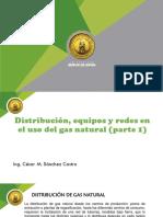 Unidad 2.1. Distribución de Gas Natural