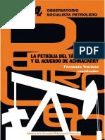 La Petrolia Del Táchira y El Acuerdo de Achnacarry - Fernando Travieso (Coordinador) - UBV