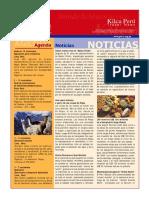 Kilca Peru Travel News (Noviembre 2002)