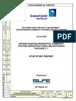 Hep 61024 ETAP study report