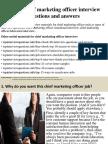 Top10chiefmarketingofficerinterviewquestionsandanswers 150403042336 Conversion Gate01