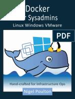 Docker for Sysadmins