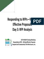 GEF-IWCAM Proposal Writing Training - Day 3 Presentation.pdf