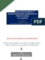 KKI 13 Oktober 2014 (Dr Ario Djatmiko)