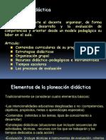 Elementos Planeacion